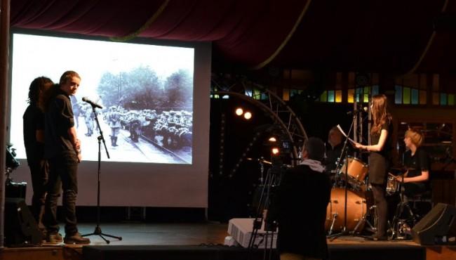 Ciné-concert  : Renforts