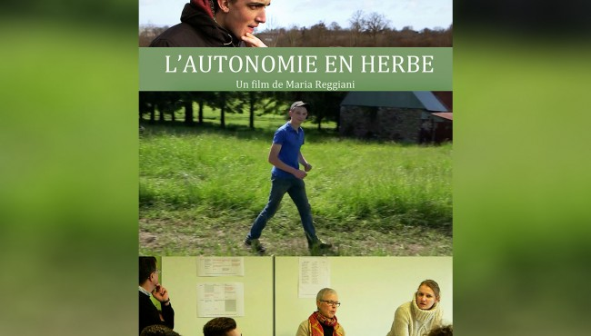 L'autonomie en herbe