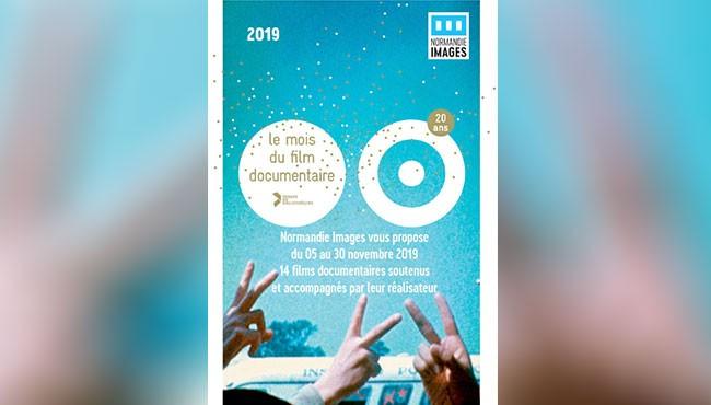 Le mois du film documentaire en Normandie 2019