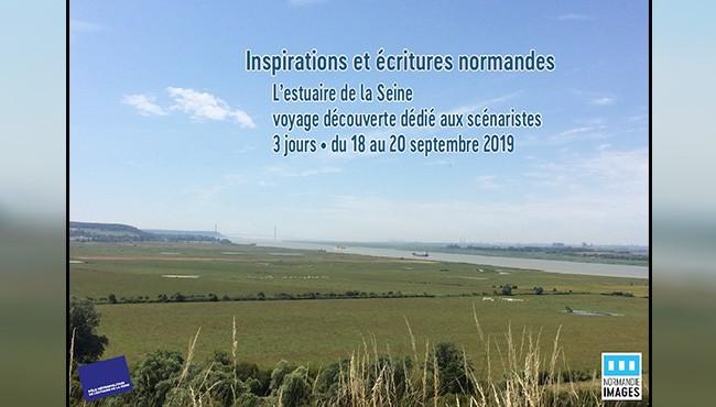 Inspiration et écritures normandes : l'estuaire de la Seine
