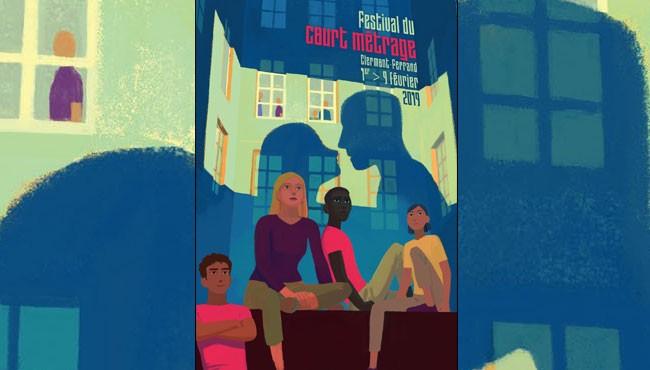 6 films soutenus et/ou accueillis au Festival de Clermont-Ferrand