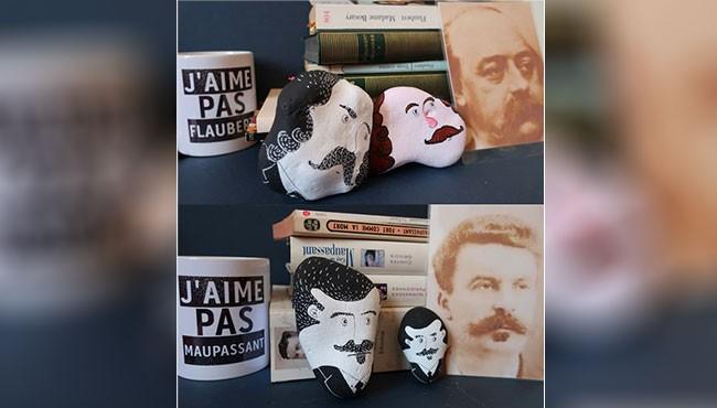 J'aime pas Flaubert & J'aime pas Maupassant