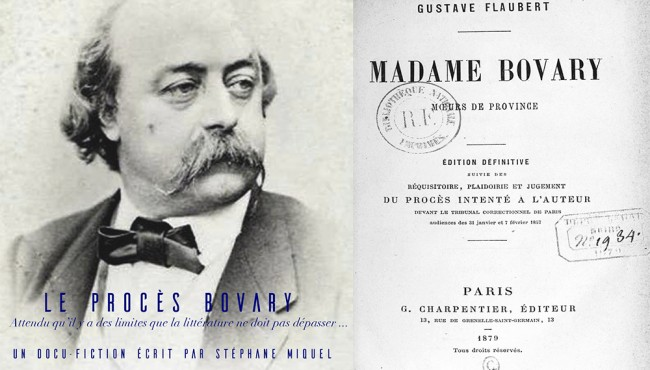 L'Affaire Bovary