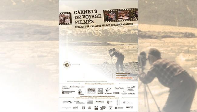 Carnets de voyage filmés