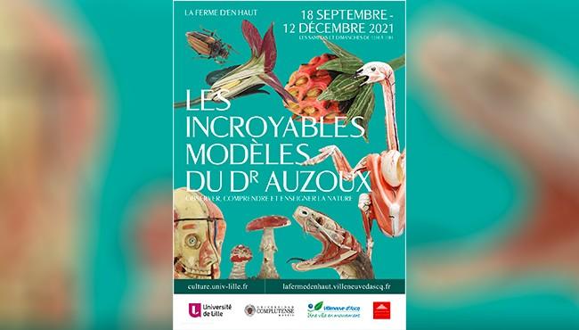 Les incroyables modèles du Dr Auzoux : observer, comprendre et enseigner la nature