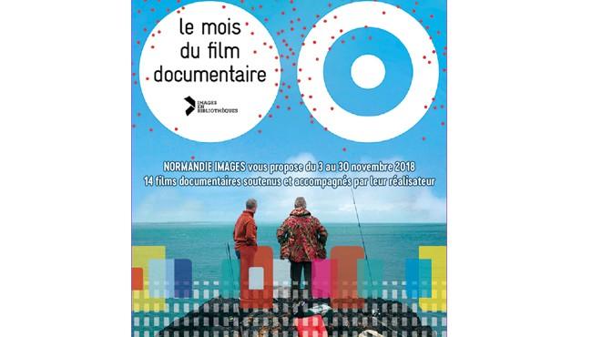 Mois du film documentaire 2018 en Normandie